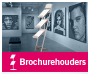 brochurehouders